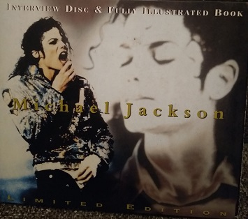 Michael Jackson: Interview Disc & Fully Illustrated Book