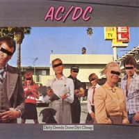 cd-digipak: AC/DC: Dirty Deeds Done Dirt Cheap