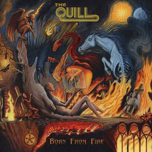 Quill:Burn From Fire