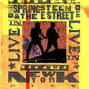 Bruce Springsteen:Live in New York City