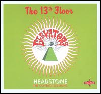 cd: 13th Floor Elevators: Headstone the Contact Sessions