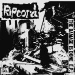 ripcord:The Damage Done EP