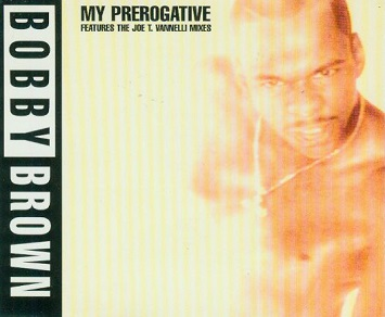 Bobby Brown: My Prerogative