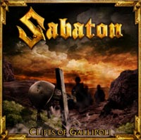 Sabaton:Cliffs of Gallipoli