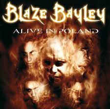 blaze bayley:Alive in Poland