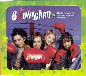 B*Witched:Rollercoaster