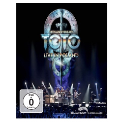 Toto: 35th Anniversary - Live in Poland