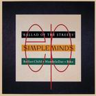 SIMPLE MINDS: Ballad Of The Streets