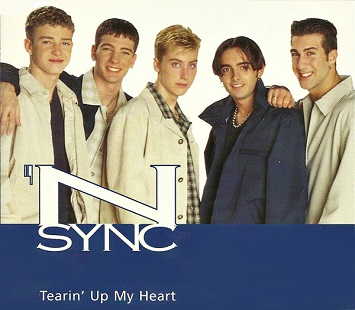 *N Sync: Tearin' Up My Heart