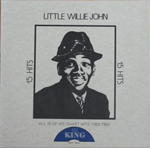 Little Willie John:15 Hits