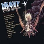Various Artists:HEAVY METAL: MUSIC FROM THE MOTION PICTURE