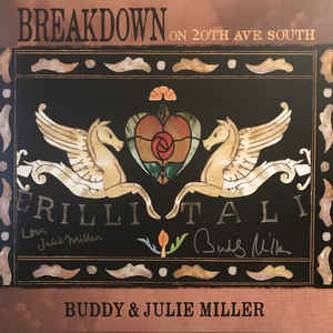 Buddy & Julie Miller:Breakdown on 20th Ave. South