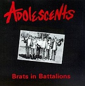 Adolescents:brats in battalions