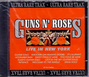 Guns N' Roses: Live In New York