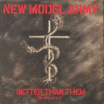 NEW MODEL ARMY: Better Than Them (The Acoustic E.P.)