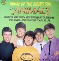 Animals:The House Of The Rising Sun