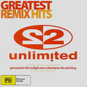 cd+dvd: 2 Unlimited: Greatest Remix Hits
