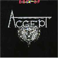 cd: Accept: Best Of