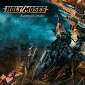 Holy Moses:Agony of Death