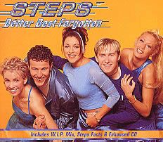 Steps:Better best forgotten