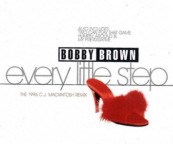 Bobby Brown: Every Little Step
