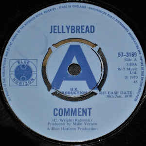 Jellybread:Comment