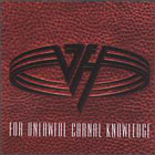 Van Halen: For unlawful carnal knowledge