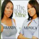 cd-singel: Brandy & Monica: The boy is mine