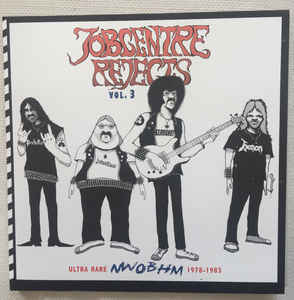 VA:Jobcentre Rejects Vol 3 Ultra Rare NWOBHM 1978-1983