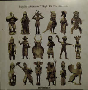 SHAOLIN AFRONAUTS:FLIGHT OF THE ANCIENTS