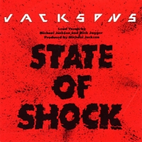 Jacksons:State Of Shock  (dance mix)