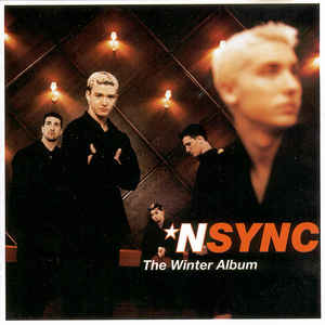 cd: *N Sync: The Winter Album