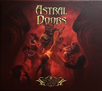 Astral Doors: Worship Or Die