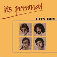 CITY BOY:It's personal