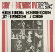Cuby & Blizzards:Live