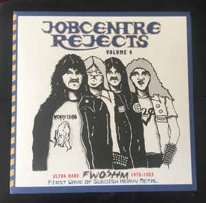 V.A.:Jobcentre Rejects Vol 4-Ultra Rare FWOSHM 1978-1983