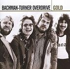 2cd: Bachman-Turner Overdrive: Gold