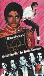 Michael Jackson:...The Legend Continues
