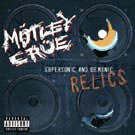 cd: Mötley Crüe: Supersonic And Demonic Relics